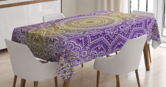 Mandala Ombre Tablecloth