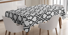 Middle Eastern Effect Tablecloth