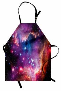 Samanyolu Galaksisi Mutfak Önlüğü Kozmos Uzay
