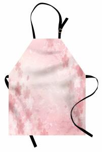 Pembe Kiraz Çiçeği Mutfak Önlüğü Trend