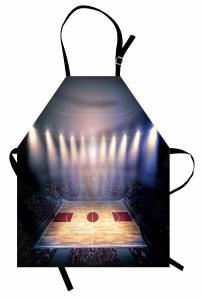 Basketbol Işığı Mutfak Önlüğü Arena Işıklar