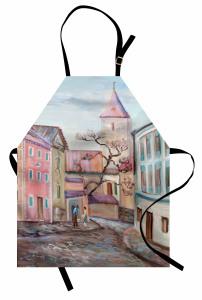 Antik Kent Mutfak Önlüğü Antik Şehir