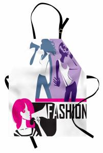 Moda Tutkusu Mutfak Önlüğü Şık Tasarım Trend