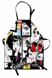 Moda Tutkunları Mutfak Önlüğü Şık Tasarım Trend