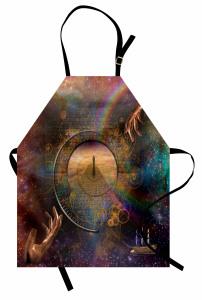 Evrende Yolculuk Mutfak Önlüğü Evrende Yolculuk Uzay