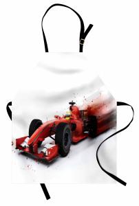 Motor Sporları Mutfak Önlüğü Motor Sporları