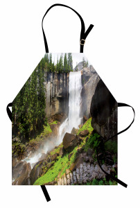 Doğal Cennet Mutfak Önlüğü Doğal Cennet Çam Ormanı
