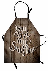 Aşk Temalı Mutfak Önlüğü Sevgililer Günü İçin Şık