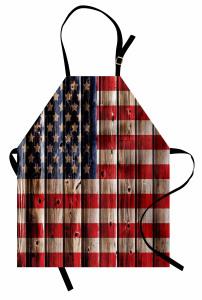 Dört Temmuz Kutlamaları Mutfak Önlüğü Trend