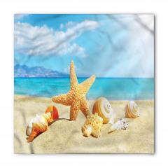 Deniz Yıldızı ve Plaj Bandana Fular