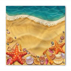 Kumsal ve Deniz Yıldızı Bandana Fular
