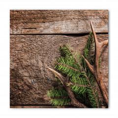 Çam Ağacı ve Boynuz Bandana Fular