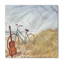 Gitar ve Bisiklet Bandana Fular