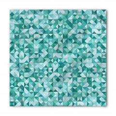 Mozaik Desenli Bandana Fular