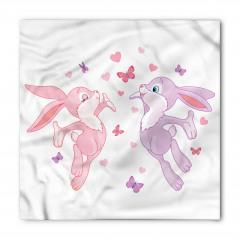 Tavşanlar ve Kelebekler Bandana Fular