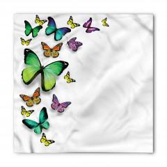 Uçan Kelebekler Bandana Fular