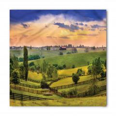 Çiftlik Evi ve Orman Bandana Fular