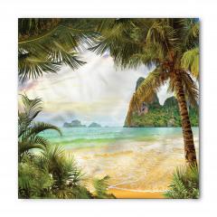 Doğal Bir Cennet Bandana Fular
