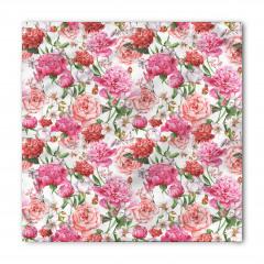 Nostaljik Güller Bandana Fular
