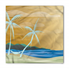 Palmiye ve Kumsal Bandana Fular