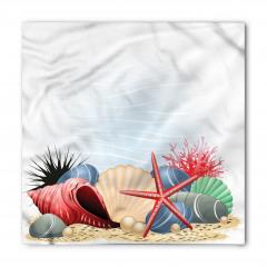 Rengarenk Deniz Dünyası Bandana Fular