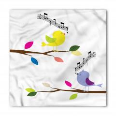 Şarkı Söyleyen Kuş Bandana Fular