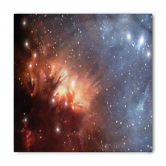 Yıldızlar ve Uzay Bandana Fular