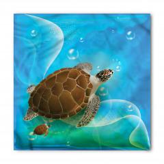 Deniz Kaplumbağası Bandana Fular