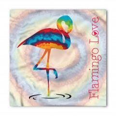 Flamingo Aşkı Bandana Fular