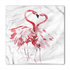 Flamingoların Aşkı Bandana Fular