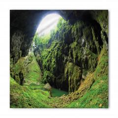 Güneş Işığı ve Mağara Bandana Fular