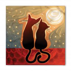 Aşık Kedi Bandana Fular