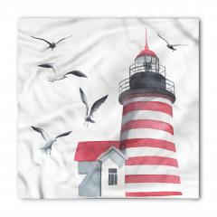 Deniz Feneri ve Kuş Bandana Fular