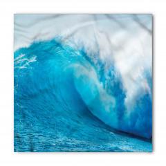Okyanus Dalgaları Bandana Fular