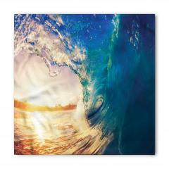 Okyanusta Gün Doğumu Bandana Fular
