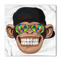 Hippi Maymun Bandana Fular