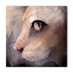Kedi Portresi Bandana Fular