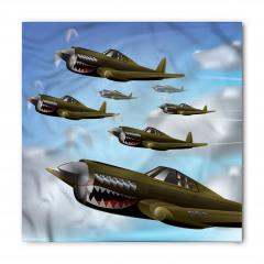 Savaş Uçakları Bandana Fular