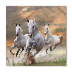 Koşan Atlar Bandana Fular