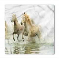 Suda Koşan Atlar Bandana Fular