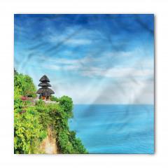 Cennet Tapınağı Temalı Bandana Fular