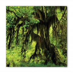 Yağmur Ormanı Temalı Bandana Fular