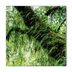 Orman Manzaralı Bandana Fular