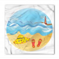 Deniz Feneri ve Kumsal Bandana Fular