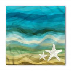 Denizyıldızı ve Dalga Bandana Fular