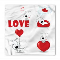 Aşık Köpek Bandana Fular