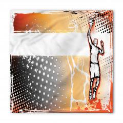 Basketbol Sevdası Bandana Fular