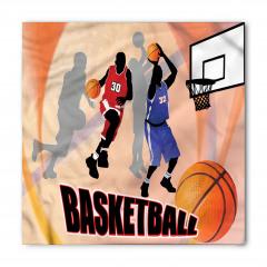 Basketbol Maçı Bandana Fular