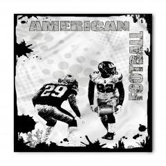 Amerikan Futbolu Temalı Bandana Fular