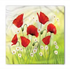 Baharın Çiçekleri Bandana Fular